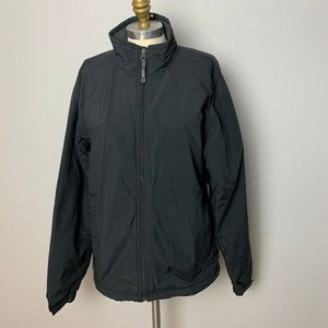 The North Face Mens Black Lined Everyday Jacket